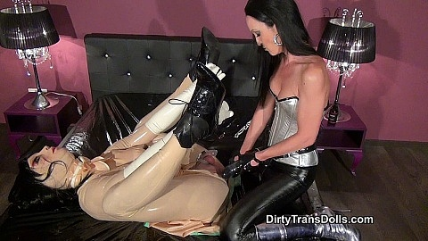 Rubber maid assfucked part 2