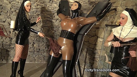Rubber nuns redemption part 1