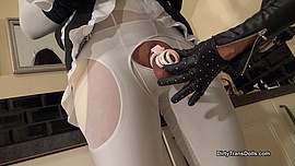 Sissy maid fuck doll part 1